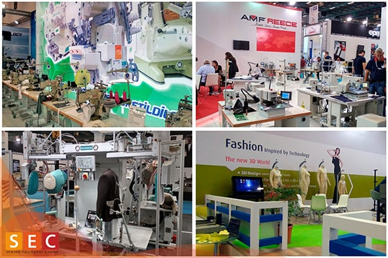 26th Clothing Machinery 2018