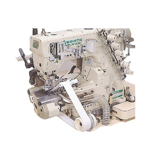 """VG2735РR - 3-игольная плоскошовная швейная машина цепного стежка типа """"интерлок"""""""